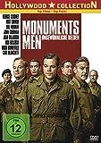 DVD Cover 'Monuments Men - Ungewöhnliche Helden