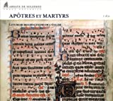 Beaute Et Sante Best Deals - Apotres Et Martyrs