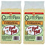 Corn Meal, Gluten Free, Bob's Red Mill / 2 - 24 Oz. Bags
