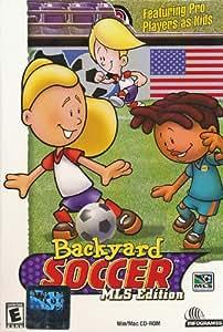 backyard soccer mls edition software