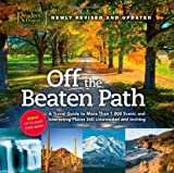 img - for Off the Beaten Path: A Travel Guide to More Than 1000 Scenic and Interesting Places Still Uncrowded and Inviting book / textbook / text book
