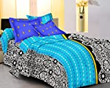 Monte Carlo Gracious blue Bed Sheet