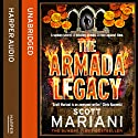 The Armada Legacy Audiobook by Scott Mariani Narrated by Jack Hawkins