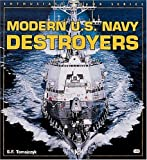 img - for Modern U. S. Navy Destroyers (Enthusiast Color) book / textbook / text book