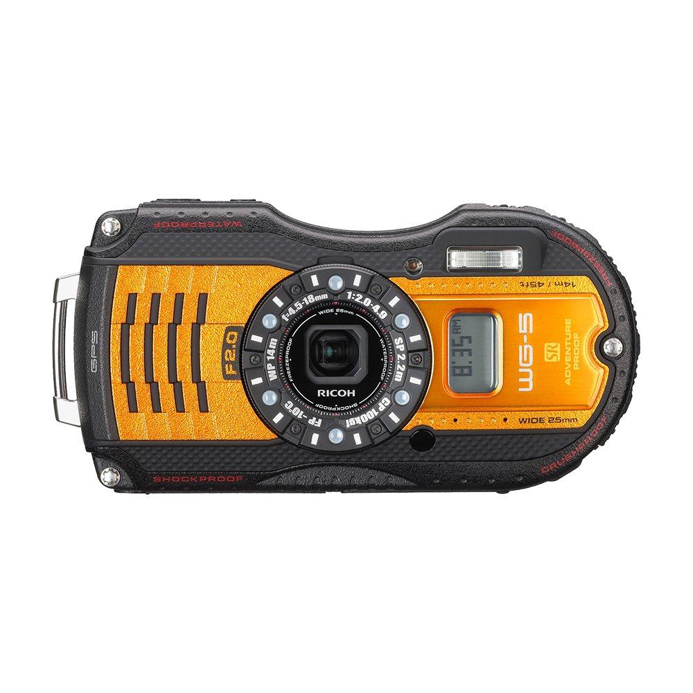 リコーWG-5 GPS