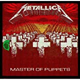 Metallica - Patch Master of Puppets (in 10 cm x 8 cm)