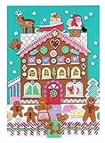 ロジャーラボード 【クリスマス】 アドベントカレンダー (お菓子の家) ACC037