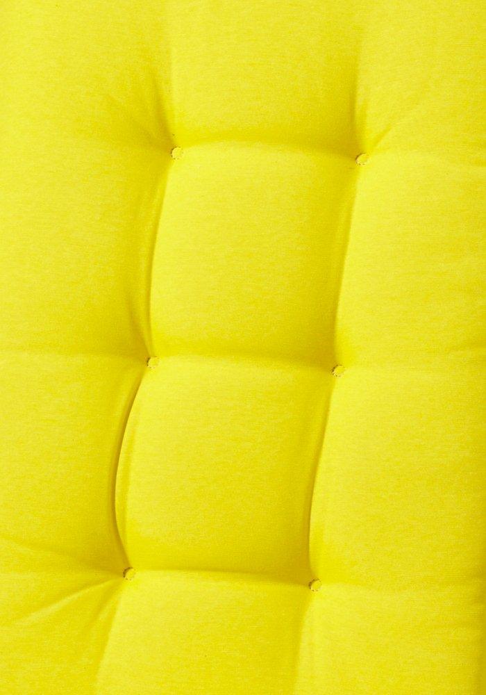 Gartenbankauflage Farbe: Panama Limone Duo günstig kaufen