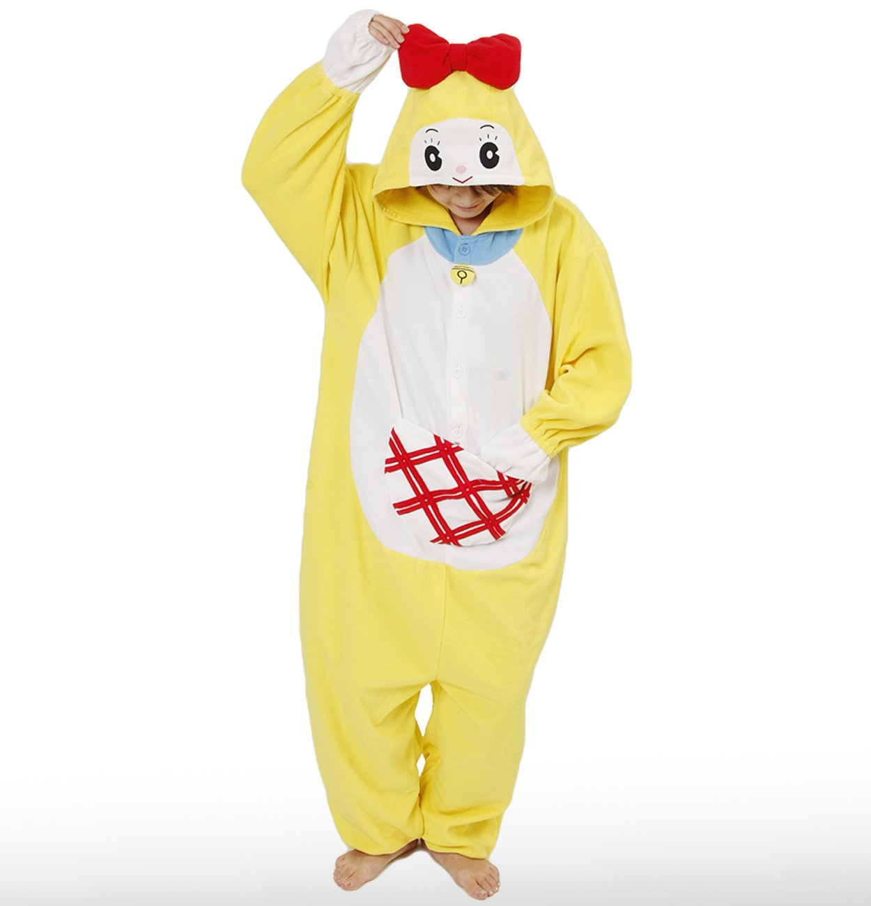 Dorami Chan fleece costume Kigu