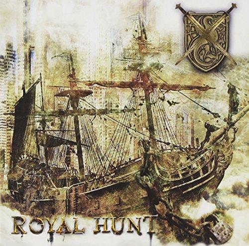 X by Hunt Royal (2010-02-22)