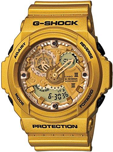 [カシオ]CASIO 腕時計 G-SHOCK Crazy Gold GA-300GD-9AJF メンズ