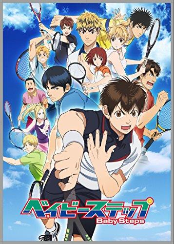 ベイビーステップ 第2シリーズ DVD-BOX2