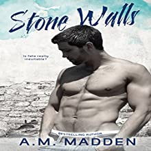 Stone Walls (       UNABRIDGED) by A. M. Madden Narrated by Lynn Barrington