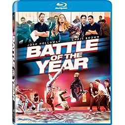 Battle of the Year (+UltraViolet Digital Copy)  [Blu-ray]