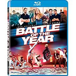 Battle of the Year (+UltraViolet Digital Copy)  [Blu-ray]