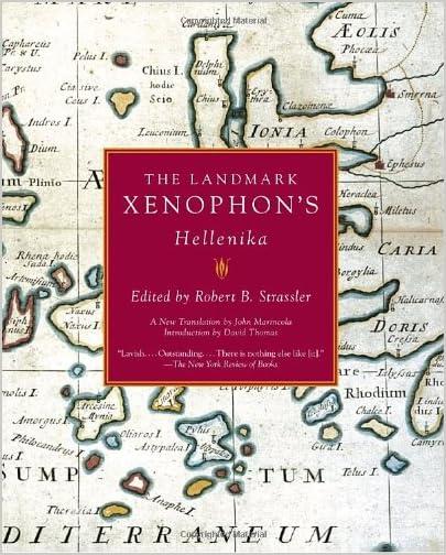 The Landmark Xenophon