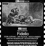 echange, troc Beethoven, Jurinac, Peerce, Knappertsbusch - Fidelio