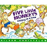 Five Little Monkeys Sitting in a Tree (A Five Little Monkeys Story) ~ Eileen Christelow