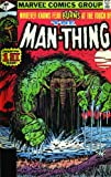 Essential Man-Thing - Volume 2 (Essential (Marvel Comics)) (0785130667) by Gerber, Steve