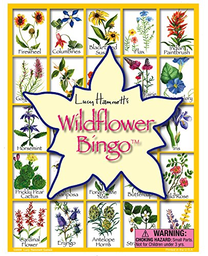Wildflower Bingo Game