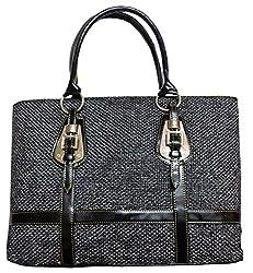 H&H Women's Handbag Black (HBWBlJB)