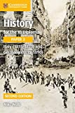 img - for History for the IB Diploma Paper 3 Italy (1815-1871) and Germany (1815-1890) book / textbook / text book