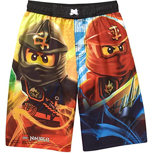Lego-Ninjago-Boy-Swim-Trunks-Shorts