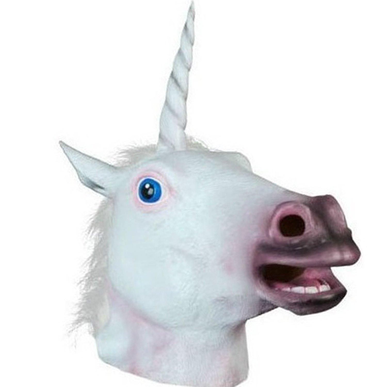 Bingsale Einhorn maske für Halloween