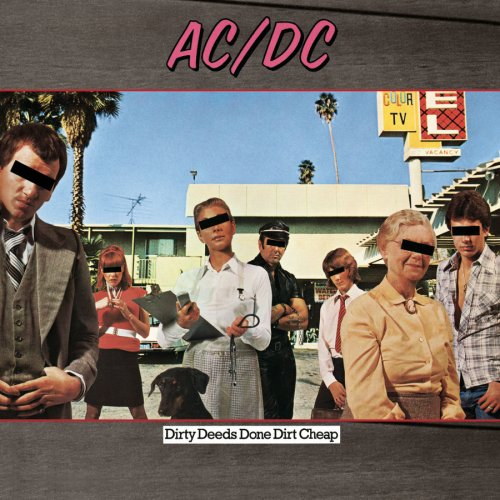 AC/DC - Dirty Deeds Done Dirt Cheap (Remastered) - Zortam Music