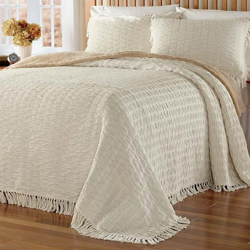 2 Buy Woven Winter Seersucker Bedspread Twin Twin