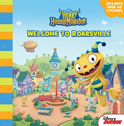 Henry Hugglemonster Welcome to Roarsville