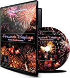Firework Displays DVD - With Music and Pyrotechnic Sounds