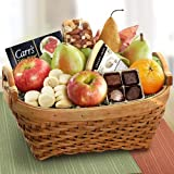 Golden State Savories and Sweets Fruit Basket