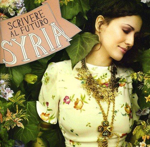 CD : Syria - Scrivere Al Futuro (Germany - Import)