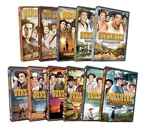 Gunsmoke: Seasons 1-6 from Paramount