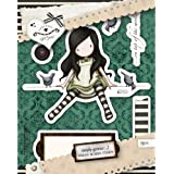 Gorjuss 7-Piece on Top of The World Urban Stamps