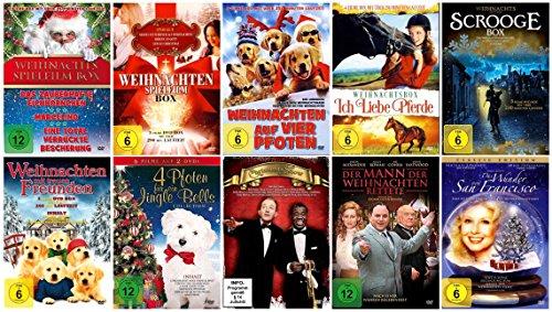 Die große Weihnachten Filme Collection ( 28 Filme ) [11 DVDs]