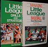 img - for Little League Drills and Strategies / Managing Little League Baseball book / textbook / text book