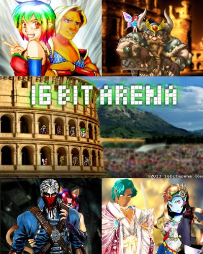 16 Bit Arena [Download]