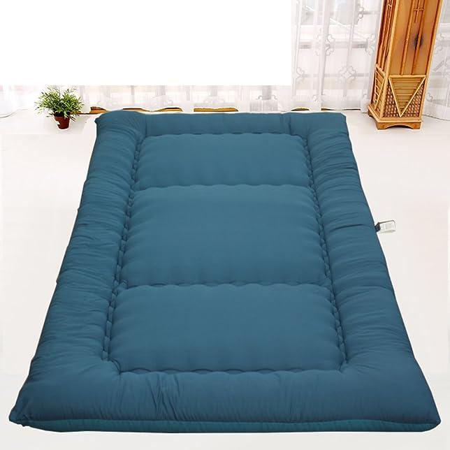materasso tatami/studente mat è/dormitorio,pavimento pieghevole/tappetino da notte-C 100x200cm(39x79inch)