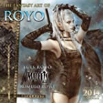The Fantasy Art of Royo 2014 Wall (ca...