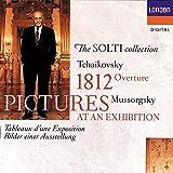 Tchaikovsky: 1812; Mussorgsky / Solti, Chicago Symphony Orchestra