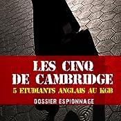 Les cinq de Cambridge (Dossier espionnage) | Frédéric Garnier