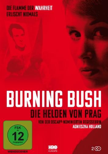 Burning Bush - Die Helden von Prag (HBO) [2 DVDs] [Edizione: Germania]