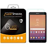 Supershieldz for Samsung Galaxy Tab A 8.0 inch (2017) [SM-T380 Model Only] Tempered Glass Screen Protector, Anti-Scratch, Anti-Fingerprint, Bubble Free, Lifetime Replacement Warranty (Color: Tempered Glass, Tamaño: 8 Inches)
