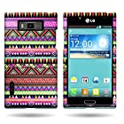CoverON® Hard Slim Design Case for LG US730 Splendor / Venice / Optimus Showtime L86C - with Cover Removal Pry Tool - Tribal Pattern