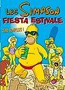 Les Simpson, Tome 2 : Fiesta estivale : Z�ro complexe ! par Groening