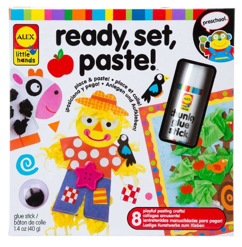 Alex® Toys - Early Learning Ready Set Paste -Little Hands 1466