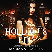 Hollow's End Audiobook by Marianne Morea Narrated by Rebekah Nemethy