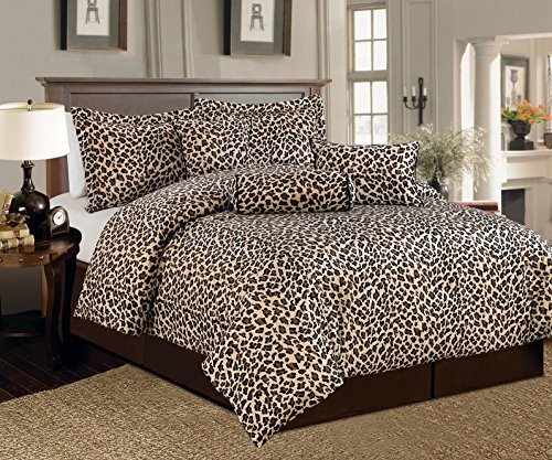 Faux Fur Bedding King Size